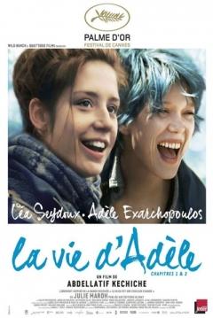 Poster La vida de Adele