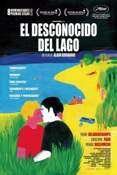 Poster El Desconocido del Lago