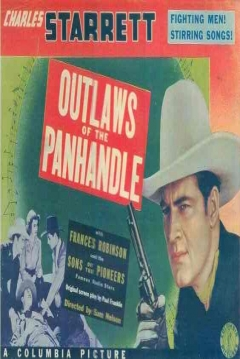 Poster Outlaws of the Panhandle