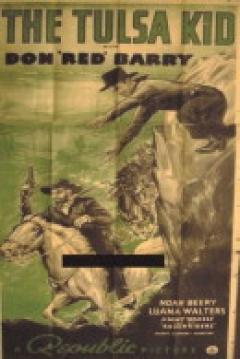 Poster The Tulsa Kid