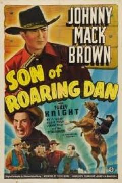 Poster Son of Roaring Dan