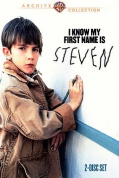 Poster I Know My First Name Is Steven