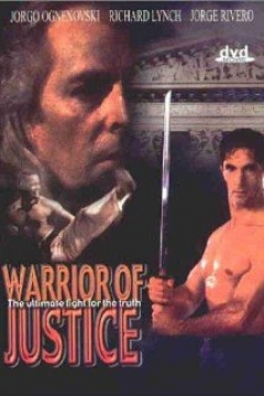 Poster Warrior of Justice