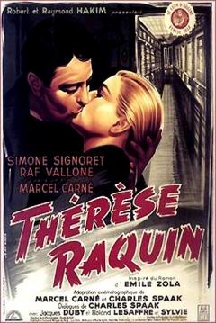Poster Teresa Raquin