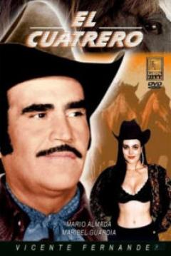 Poster El cuatrero