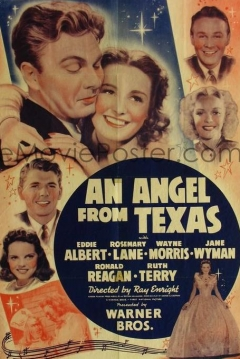 Poster An Angel from Texas