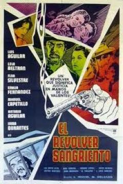Poster El revólver sangriento