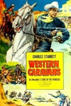 Poster Western Caravans
