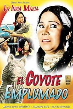 Poster El coyote emplumado
