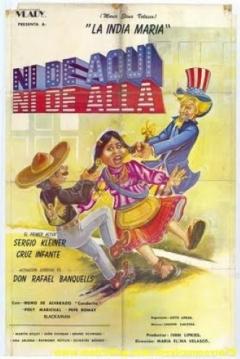 Poster Ni de aqui, ni de alla