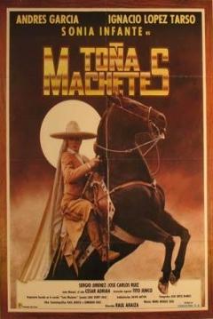 Poster Toña machetes