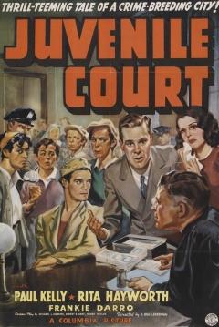 Poster Juvenile Court