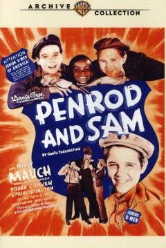 Poster Penrod and Sam
