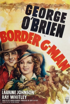 Poster Border G-Man