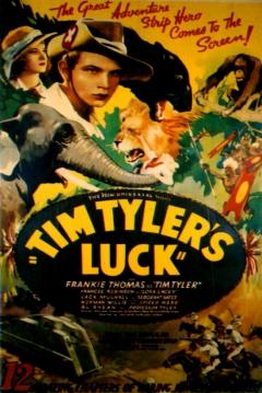 Poster Tim Tyler's Luck