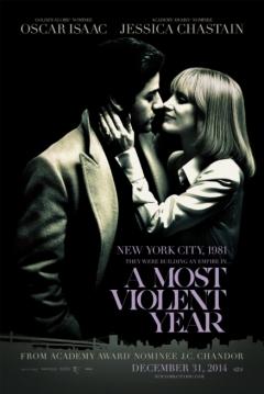 Poster El Año más Violento