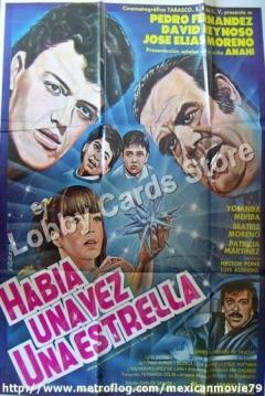 Poster Había una vez una estrella