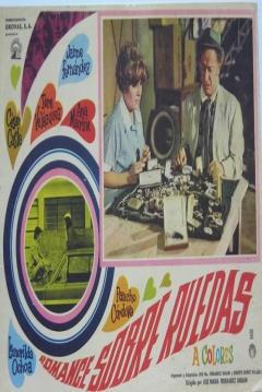 Poster Romance sobre ruedas
