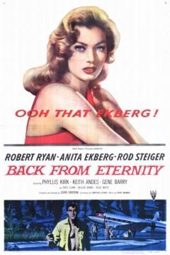 Poster Regreso de la Eternidad