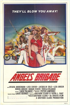 Poster Angels' Brigade