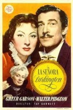 Poster La Señora Parkington