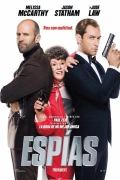Poster Espías