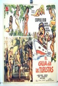 Poster El guía de las turistas