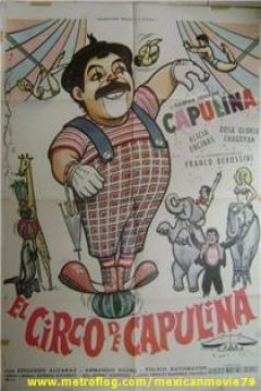 Poster El circo de Capulina