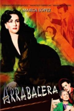 Poster Arrabalera