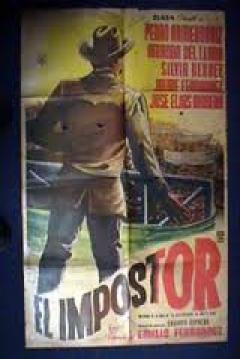 Poster El impostor