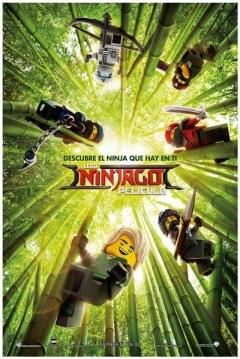Poster La LEGO Ninjago Película