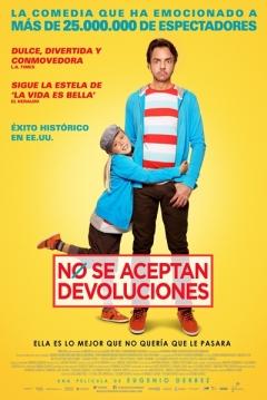 Poster No se Aceptan Devoluciones