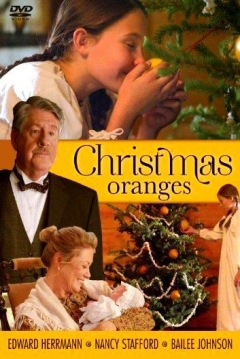 Poster Christmas Oranges