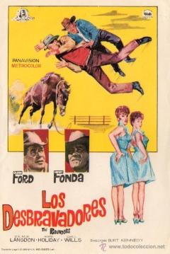 Poster Los Desbravadores