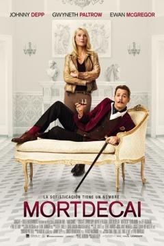 Poster Mortdecai
