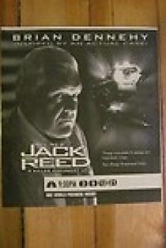 Poster Jack Reed: Un Asesino entre nosotros