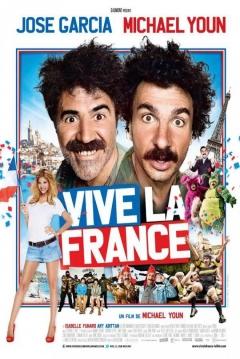 Poster Vive la France