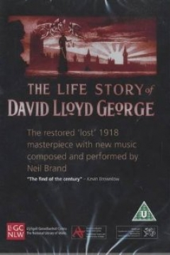 Poster The Life Story of David Lloyd George