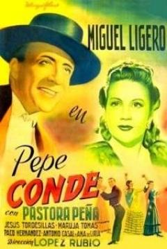 Poster Pepe Conde