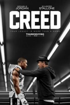 Poster Creed: La Leyenda de Rocky