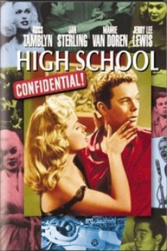 Poster High School Confidential!