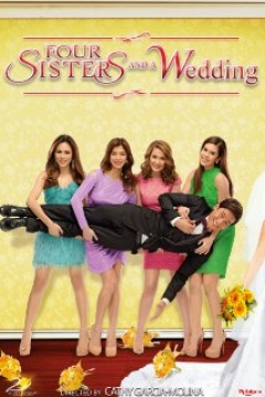 Poster Four Sisters and a Wedding