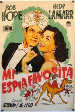Poster Mi Espía Favorita