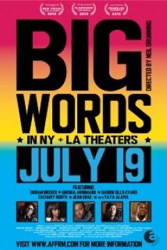 Poster Big Words