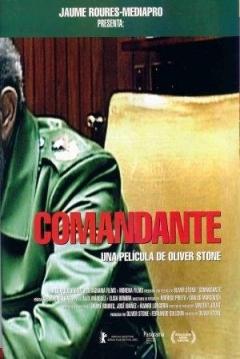 Poster Comandante