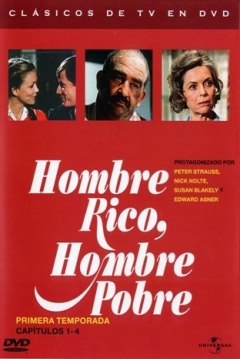 Poster Hombre Rico, Hombre Pobre