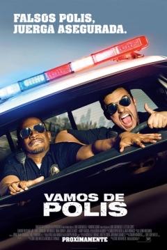 Poster Vamos de Polis