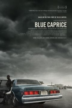 Poster Blue Caprice