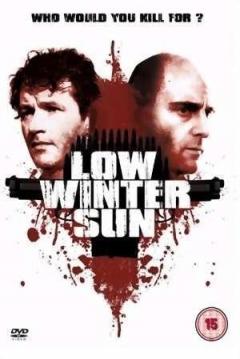 Poster Low Winter Sun