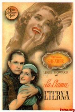 Poster La Llama Eterna